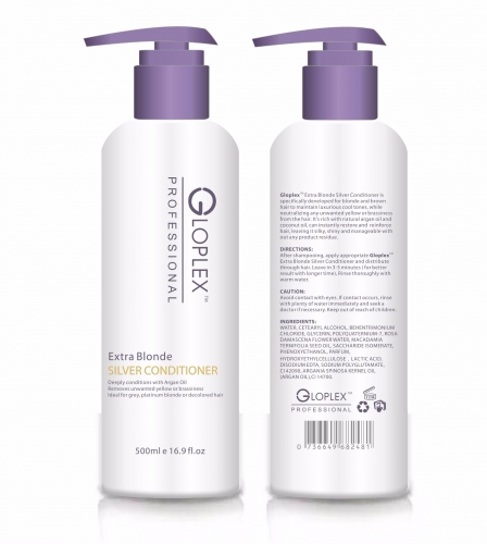 Gloplex Purple Conditioner--500ml