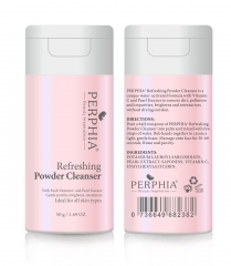 PERPHIA Refreshing Powder Cleanser with Pearl Essence