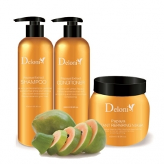 Papaya Extract Series Hair/Skin Products for OEM/ODM Service